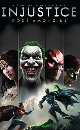 Скачать Injustice: Gods Among Us бесплатно