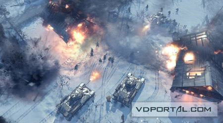 Скачать Company of Heroes 2 Digital Collector's Edition бесплатно