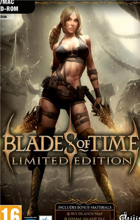 Скачать Blades of Time: Limited Edition бесплатно
