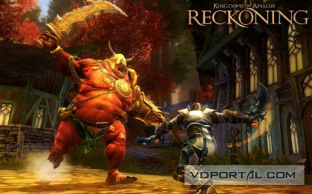 Скачать Kingdoms of Amalur: Reckoning бесплатно