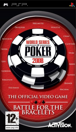 Скачать игру World Series of Poker 2008: Battle for the Bracelets бесплатно