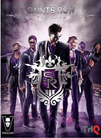 Скачать Saints Row: The Third бесплатно
