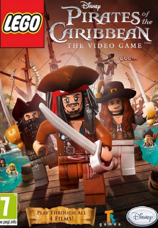 Скачать LEGO Pirates Of The Caribbean бесплатно