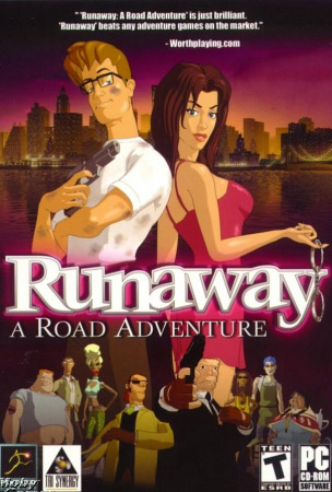 Скачать Runaway: A Road Adventure бесплатно