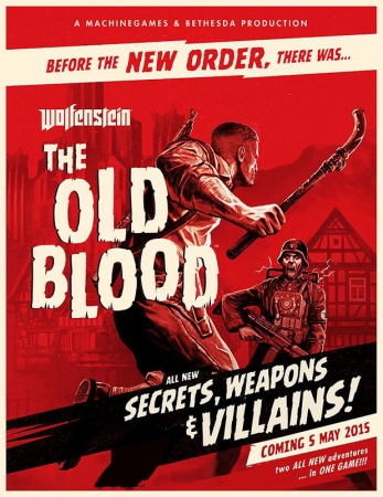 Скачать Wolfenstein: The Old Blood бесплатно