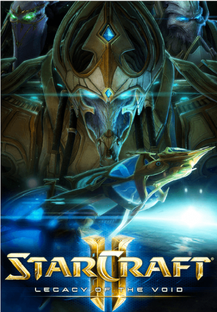 Скачать StarCraft 2: Legacy of the Void бесплатно